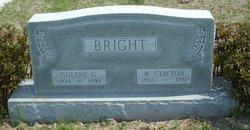 William Clifton Bright