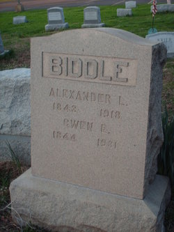 Alex Biddle