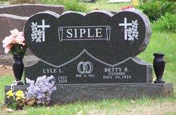 Lyle Lee Siple