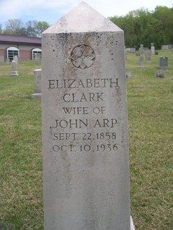 Elizabeth Ann <i>Clark</i> Arp