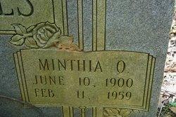 Mintha Emeline Minthy <i>Ogle</i> Jones