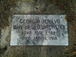 Georgia Jerilyn Wacaster