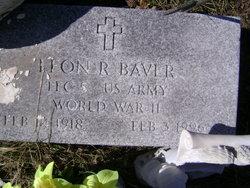 Leon R. Baver
