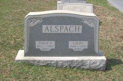 Laura <i>Faust</i> Alspach