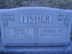 Doris F. <i>Meck</i> Fisher