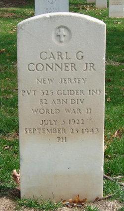Carl G Conner, Jr