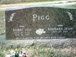 Bobby Joe Pigg