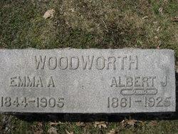 Albert J Woodworth