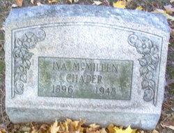 Iva I <i>McMillen</i> Chader