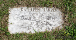Kathleen <i>Harper</i> Jaques