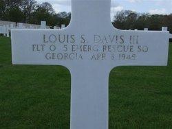 FltO Louis S Davis, III