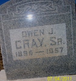 Owen Jackson Gray, Sr