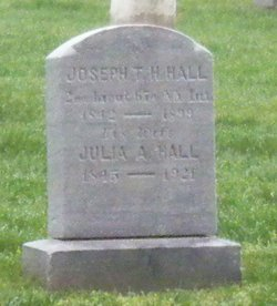 Julia Alice Lewis Hall