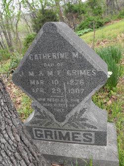 Catherine M. Grimes