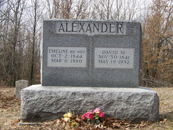 David Marion Alexander