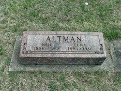 Cornelius Benjamin Neil Altman
