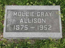 Mollie <i>Gray</i> Allison