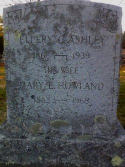 Mary Ellen Nellie <i>Howland</i> Ashley
