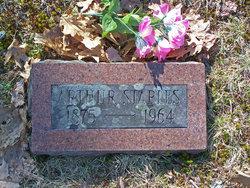 Arthur Henry Staples, Sr