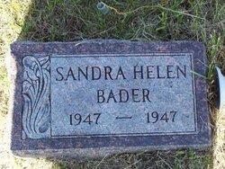 Sandra Helen Bader