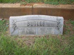 Helen Mabel <i>Johnson</i> Butler