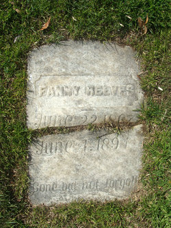 Fanny Reeves