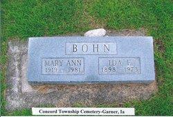 Ida Ellen <i>Raw</i> Bohn