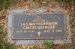Lillian <i>Herndon</i> Crickenberger