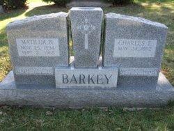 Charles Earl Charley Barkey