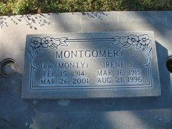 Irene Jewell <i>Cox</i> Montgomery