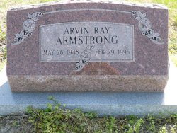 Arvin Ray Armstrong