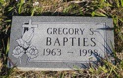 Gregory S Bapties