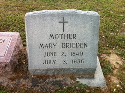 Mary <i>Waltz</i> Brieden