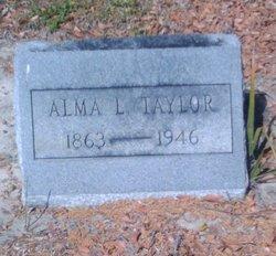 Alma L. Taylor