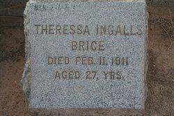 M Theressa <i>Ingalls</i> Brice