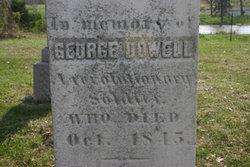 George Dowell
