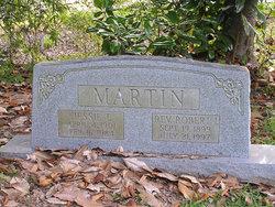 Mrs Jessie Adelia <i>Thomas</i> Martin