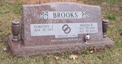 Melvin Roy Bud Brooks