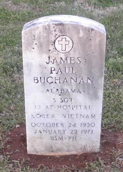James Paul Buchanan
