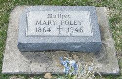 Mary E. <i>Keleher</i> Foley