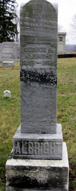 George H Albright