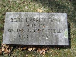 Belle Harrit <i>Dart</i> Bacheler