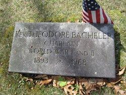 Rev Theodore Bacheler