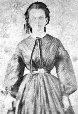 Eliza Augusta Gussie <i>Dasher</i> Burch