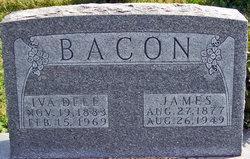 Iva Dell <i>Brundege</i> Bacon