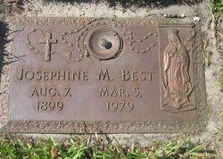 Josephine M. Best