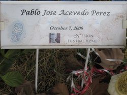 Pablo Jose Acevedo Perez