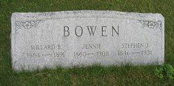 Stephen James Bowen