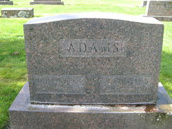 Col William Hugh Adams