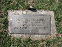 Billy K Castlebury